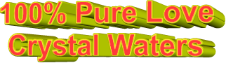100% Pure Love Crystal Waters